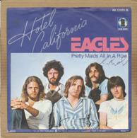 "7"" Single, Eagles - Hotel California - Disco, Pop"