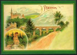 C8606 - TOP Plauen Repro - Bild Und Heimat Reichenbach - Plauen