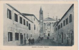 Cartolina - Abano - Centro - Padova (Padua)