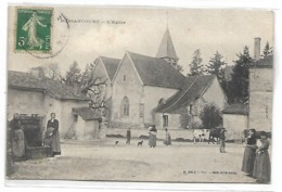 BOSSANCOURT - L'Eglise - Francia