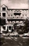 ! Ansichtskarte Bad Neuenahr, Hotel Reichshof, 1962, Autos, PKW, VW Käfer, Volkswagen - Passenger Cars