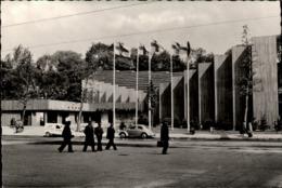 ! Ansichtskarte Bruxelles, Brüssel Finish Pavilion, EXPO 1958, Auto, PKW, VW Käfer, Volkswagen - Toerisme