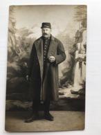 Foto Ak Soldat Francais Uniform Kepi 11 Rapid Photo Grenoble - War 1914-18