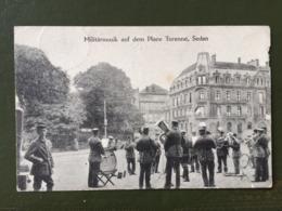 SEDAN- Militärmusik Auf Dem Place Turenne, Sedan - Sedan
