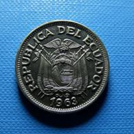 Ecuador 50 Centavos 1963 - Ecuador