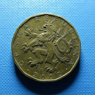Czech Republic 20 Korun 2002 - Czech Republic