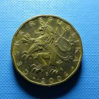 Czech Republic 20 Korun 2004 - Repubblica Ceca