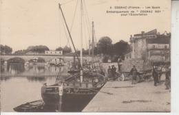 Maison Henry ROY & Cie - COGNAC - Embarquement De Cognac ROY Pour L'Exportation - Cognac