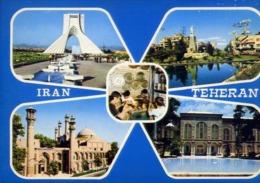 Iran - Teheran - Formato Grande Non Viaggiata – E 13 - Iran