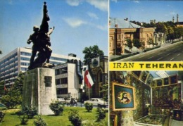 Iran - Teheran - View Of The City - Formato Grande Non Viaggiata – E 13 - Iran