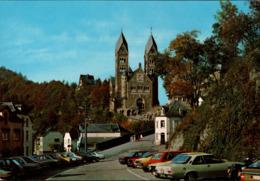 ! Moderne Ansichtskarte Clervaux, Luxemburg, Autos, Cars, Opel - PKW