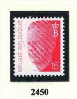 België 1992 - 2450**- POSTFRIS - NEUF SANS CHARNIERES - MNH - POSTFRISCH - 1990-1993 Olyff