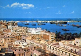 Tripoli - Libya - Panorama - Formato Grande Non Viaggiata – E 13 - Libia