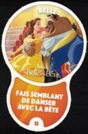 Carte à Collectionner Disney Auchan Les Défis Challenge Belle 13 / 96 - Andere Sammlungen