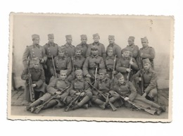 Kosovo SHS Army In Pristina 1934 - Kosovo