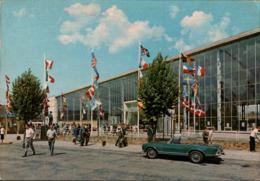 ! Moderne Ansichtskarte Namur, Exposition, 1980, Auto, Car, PKW, Mercedes SL Cabrio - Passenger Cars