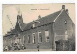 Burcht - Gemeentehuis 1924 - Zwijndrecht