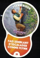 Carte à Collectionner Disney Auchan Les Défis Challenge Flynn Rider 19 / 96 - Andere Sammlungen