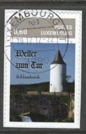 Luxemburg, Persoonlijke Zegel Gestempeld, Zie Scan - Luxemburg
