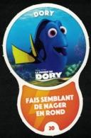 Carte à Collectionner Disney Auchan Les Défis Challenge Dory 20 / 96 - Andere Sammlungen