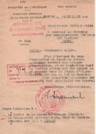PROPAGANDE #36 WWII GUERRE 1939 1945 TRACT ALLIE LANCE EN FRANCE POUR SOLDATS ALLEMANDS - 1939-45