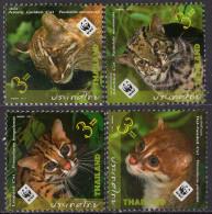 THAILANDE - Félins - Big Cats (cats Of Prey)