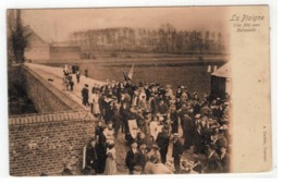 Laplaigne La Plaigne  Une Fête Aux Baraques 1906 - Brunehaut