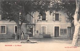 CPA REYNIER - La Mairie - France