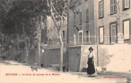 CPA REYNIER - La Croix Du Souvenir De La Mission - France