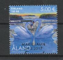 Aland, Yv 441 Jaar 2017, Hele Hoge Waarde, Gestempeld - Aland