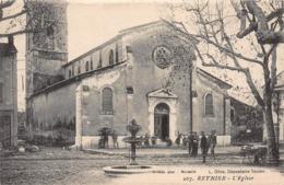CPA REYNIER - L' Eglise - France