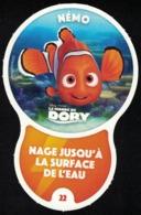 Carte à Collectionner Disney Auchan Les Défis Challenge Némo 22 / 96 - Andere Sammlungen