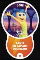 Carte à Collectionner Disney Auchan Les Défis Challenge Joie 23 / 96 - Andere Sammlungen