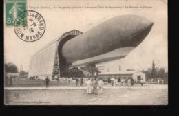 51/103.....CAMP DE CHALONS ...DIRIGEABLE - Frankreich