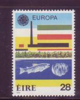 1986 Irlanda 1v. Mint. Europa Fauna Peces - 1986