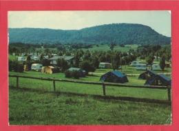 CPM - Champagnole  -  Le Camping De La Boyse - Champagnole