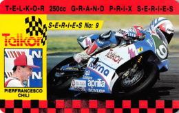 Afrique Du Sud Old Phonecard - Telkor 250 Cc Grand-Prix Series N° 9 - South Africa