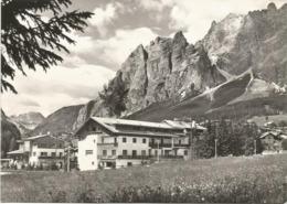 W5006 Cortina D'Ampezzo (Belluno) - Villa Marina / Non Viaggiata - Altre Città