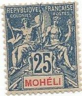 7   Type De France     Charniére     (pag16) - Ongebruikt