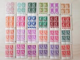 Affaire !!! Lot De Coins Datés Français 1924-1960 Cote YT 490€ - Unclassified