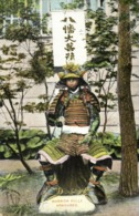 Japan, Fully Armoured Samurai Warrior (1910s) Postcard - Japan