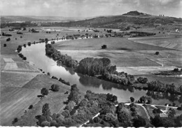 54 - PONT à MOUSSON : Vallée De La Moselle Et Côte De Mousson - CPSM Dentelée Grand Format - Meurthe Et Moselle - Pont A Mousson
