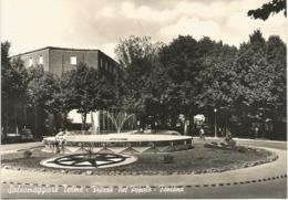 W5018 Salsomaggiore Terme (Parma) - Piazza Del Popolo - Fontana / Viaggiata 1963 - Italien
