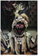 Carte Postale  Afrique En Couleurs Masques Africains  Dan  Hoa-Qui N° 3724   BT3 - Non Classés
