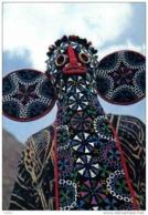 Carte Postale  Afrique En Couleurs Masques Africains  Bamiléké Hoa-Qui N° 3720   BT3 - Non Classés