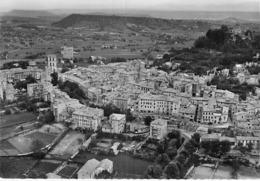 04 - FORCALTIER : Vue Générale - CPSM Dentelée Noir Blanc N° Y 69301 - Alpes De Haute Provence - Forcalquier