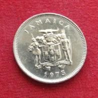 Jamaica 5 Cents 1975 KM# 46 Jamaique Jamaika - Jamaique