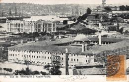 CPA Vue De L' Amirauté à Kasim-Pacha - Turquie