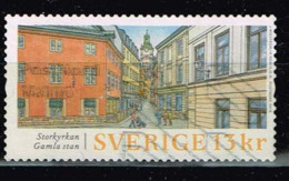 Schweden 2016,Michel# 3122 O  Old Town Stockholm - Schweden