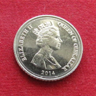 Gibraltar 5 Pence 2014 Gibilterra - Gibraltar